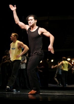 Broadway Hopes to Attract Audience Members With Buff Men