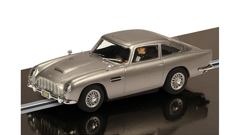 Here Is Your One and Only Chance to Take the Wheel of a James Bond Car