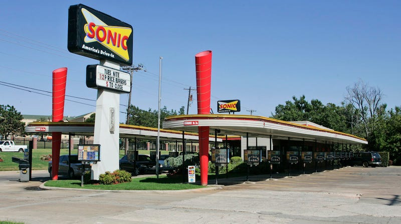 Sonic and Chili's Are Now On the List of Places You Can't Bring A Gun