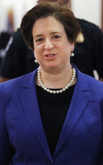 Does Being A Woman Matter To Kagan?