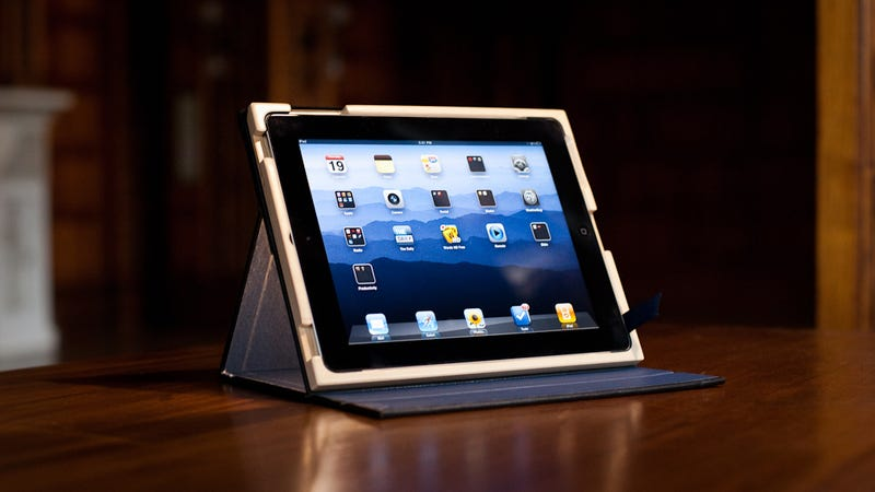 Dress Your iPad as a Stylish Notepad