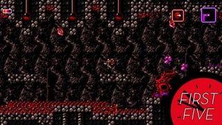 The First Five Vaguely Familiar Minutes Of <i>Axiom Verge</i>