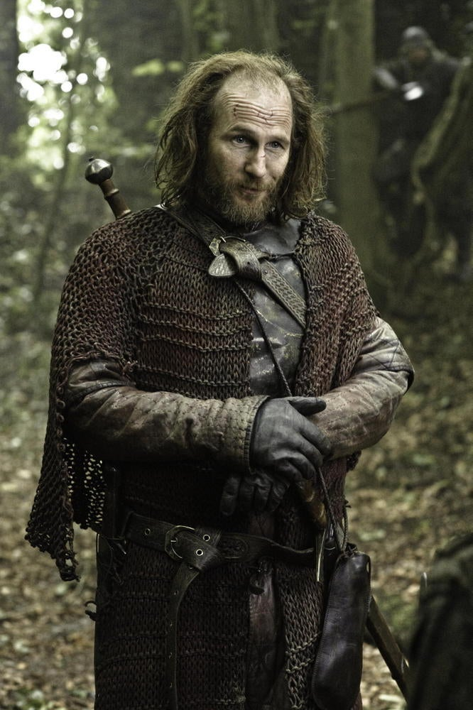 Meet the entire cast of Game of Thrones season three
