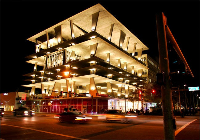 Even You Can Park Your Car in Miami's $65 Million Parking Garage