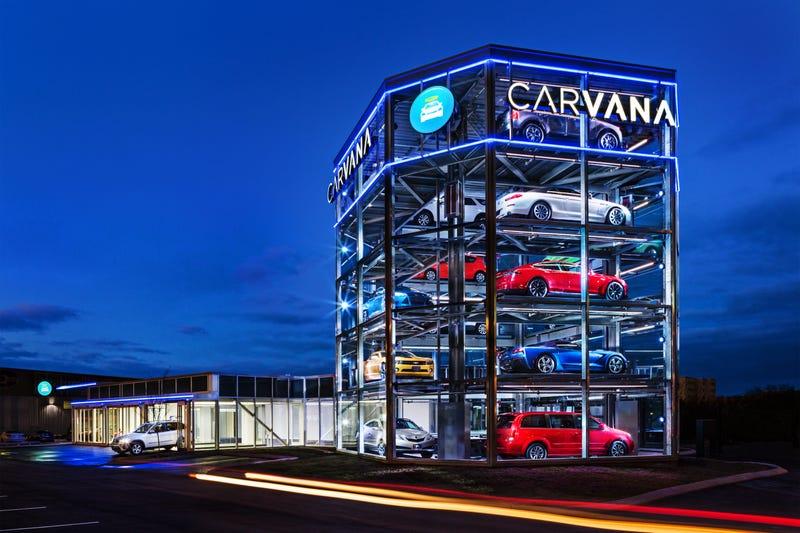 Google News Carvana Co Latest