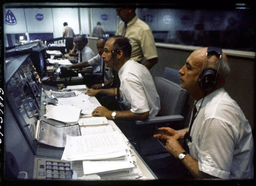 The Apollo 11 Moon Landing Liveblog
