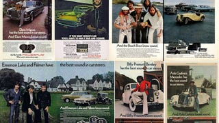 These Vintage Craig Car Stereo Ads Showed You How Rockers Rolled