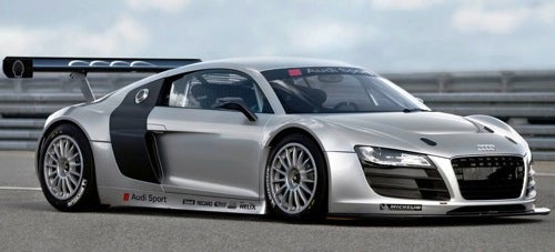 Audi R8 GT3 Production-Built Race Car Can Be Yours