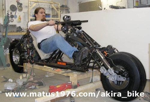 Matus Kaneda Bike