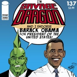 Are Comics Part Of The Left-Wing Media Conspiracy?