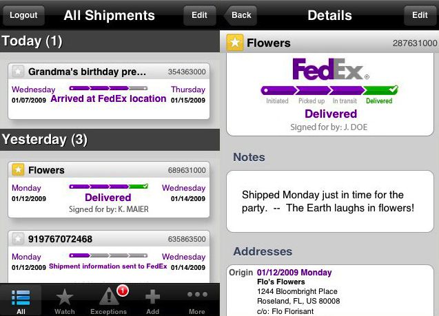 How To Track Your New iPhone 4 Order With Your Old iPhone