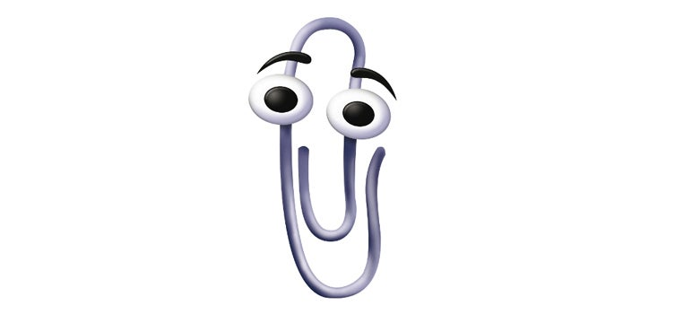 The Secret Histories of Clippy, Comic Sans, and Other Legends of Early UI