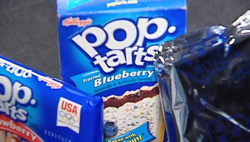 Mom Calls Cops on Teen Son for Stealing Her Pop-Tarts
