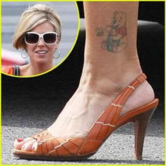"Will ""Official Pooh Sequel"" Do Kate Gosselin's Tattoo Justice?"