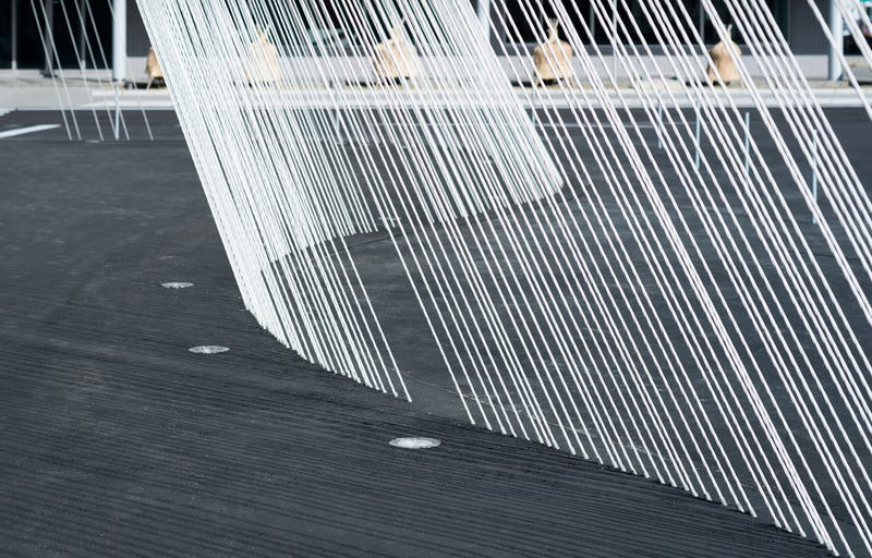 Carbon Fiber Noodles Could Save a Building From an Earthquake