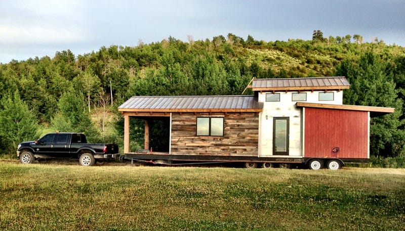 You Can Roll These Cabins-on-Wheels to Somewhere Warm
