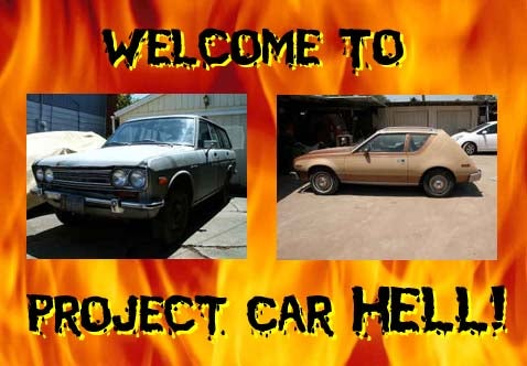 Project Car Hell: 510 Wagon Or Famous Gremlin?