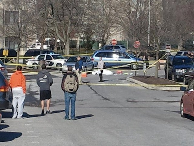 There's Been Another Shooting at Virginia Tech