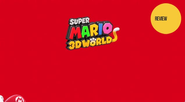 Super Mario 3D World: The Kotaku Review