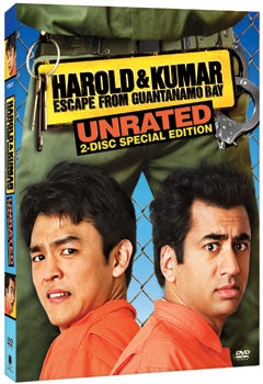 New Harold & Kumar DVD Goes Choose Your Own Adventure