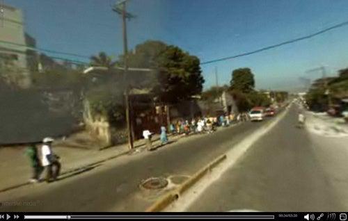 Explore Haiti in Fully Interactive 360 Degree Video