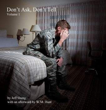 """Don't Ask, Don't Tell"" Book Spotlights Those Still In The Shadows"