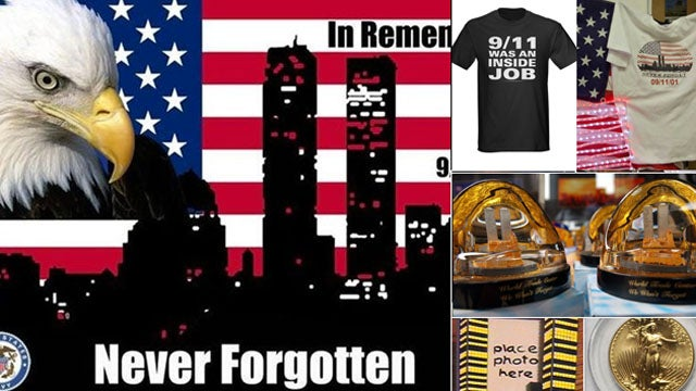 Never Forget All the Tacky 9/11 Memorabilia