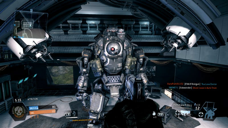 Titanfall on Xbox One Versus PC