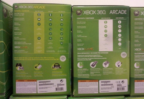 Oracle of Xbox 360 Packaging Predicts Pro Will Be Murdered in Its Sleep by Cheaper Elite