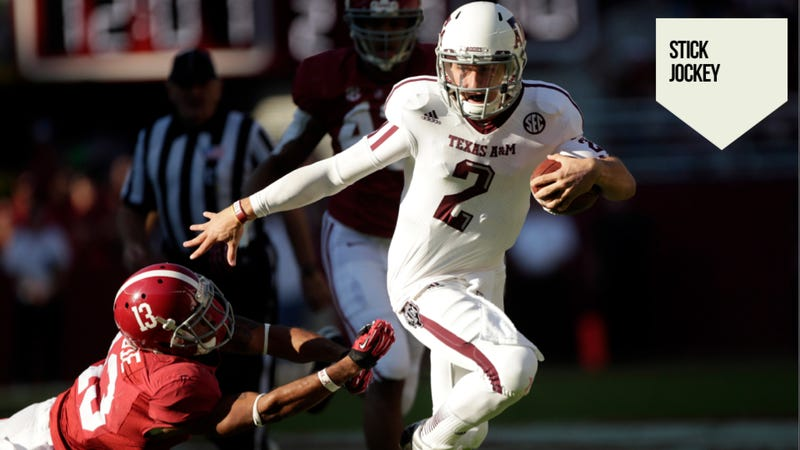 Whatever Happens Now, Johnny Football is a Video Game Legend