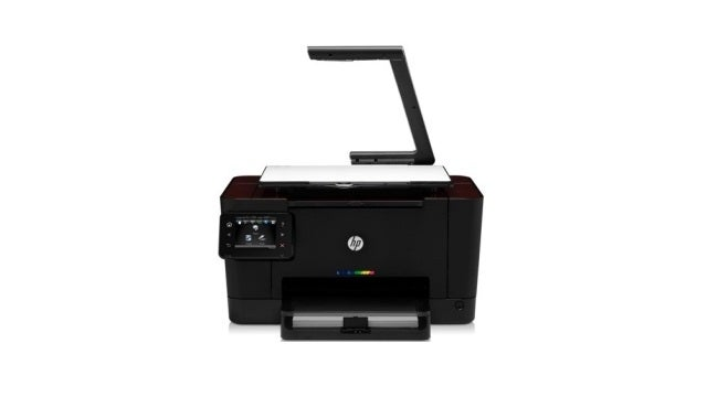 HP's TopShot Printer Is All That and a 3D Scanner