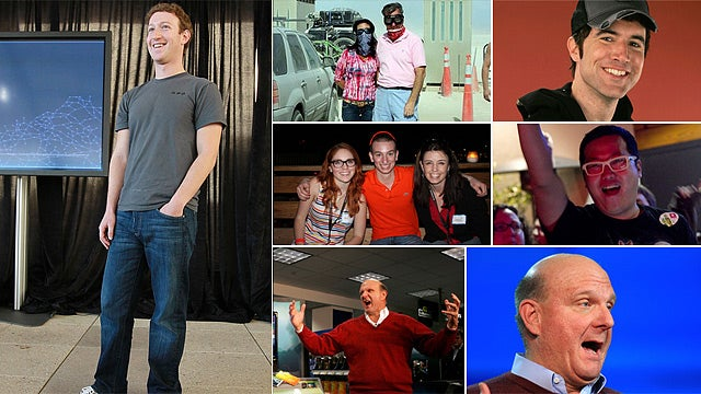 The Horribly Dressed Men of Tech