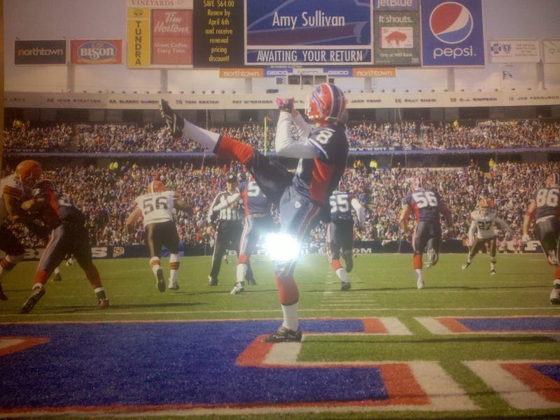 "Bills Entice Potential Ticket Buyers With ""Punt From Own End Zone"" Shining Moment"