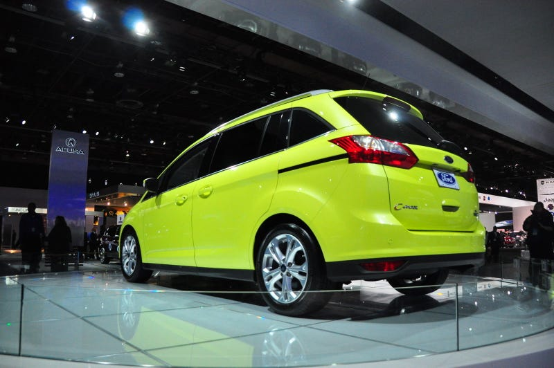 Ford C-Max Live Gallery