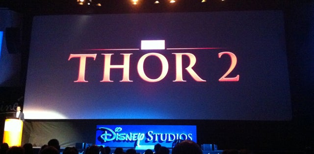 Upcoming Marvel Sequels Logos