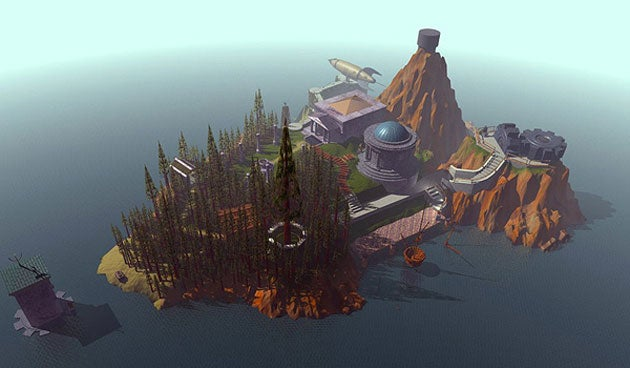 This Guy Can Finish Myst Faster Than I Can Make A Cup Of Tea