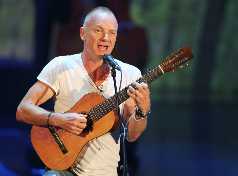 Sting Is Stingy, Won't Give Six Kids Any Trust Fund Money