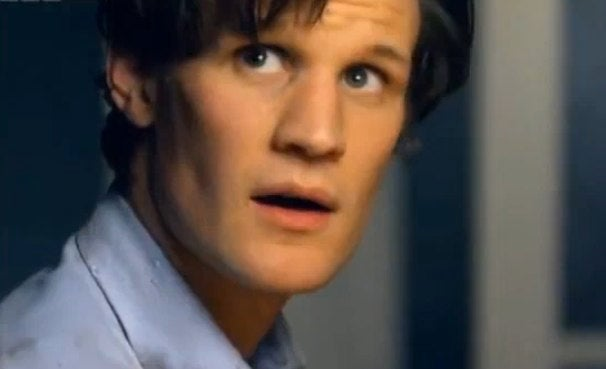 David Who? Matt Smith Is The Doctor!