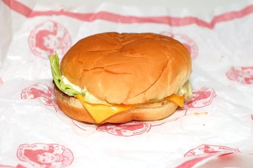 Five Healthiest Foods at Wendy's