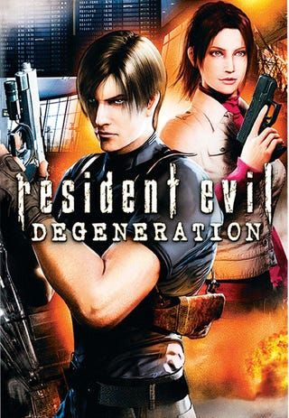 Animated Resident Evil Movie First Screening At TGS