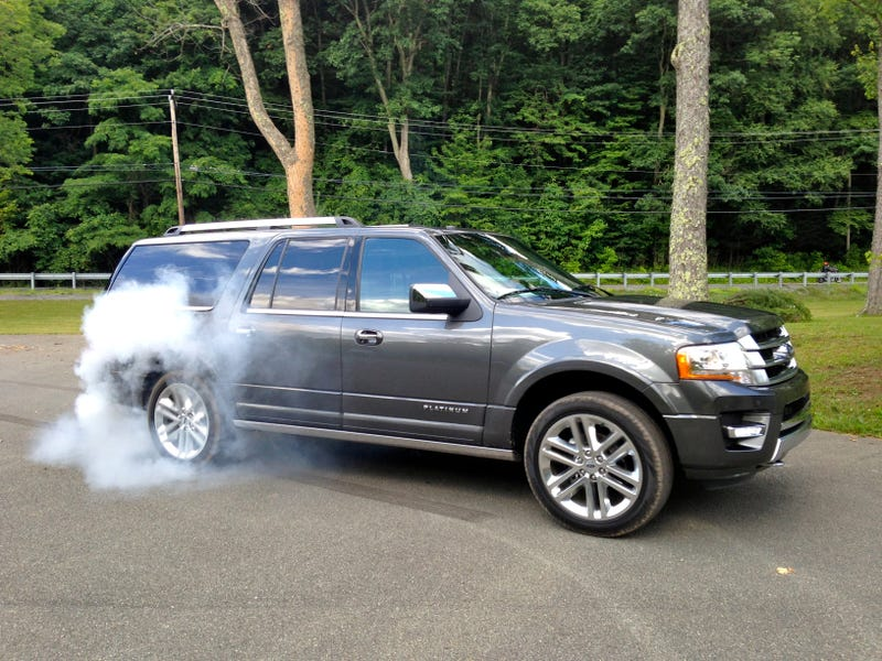 Believe It: The 2015 Ford Expedition Is Better Than The Chevy Suburban