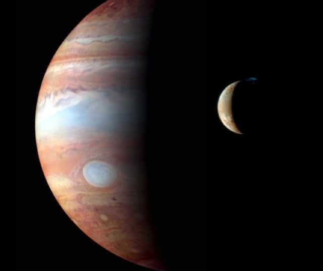 "Scientists Discover Massive ""Super-Jupiter"" Planet"