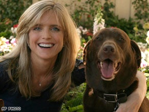 Courtney Thorne-Smith Swears Her Novel Isn't About Her