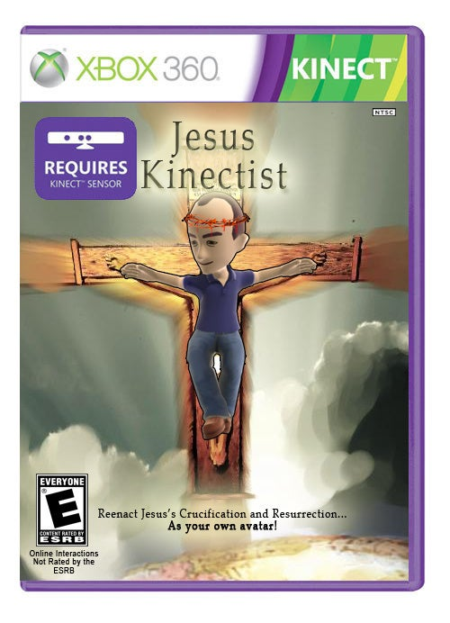 Unlikely Kinect Games Gallery