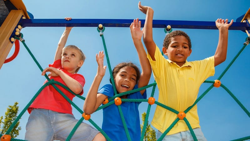 Wimpy-Ass School Bans Non-Nerf Balls From Playground