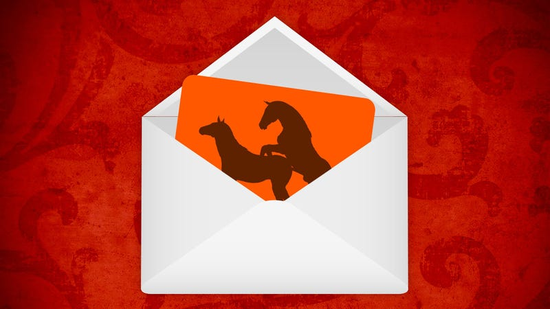 How Can I Avoid Receiving Inappropriate Emails at Work?
