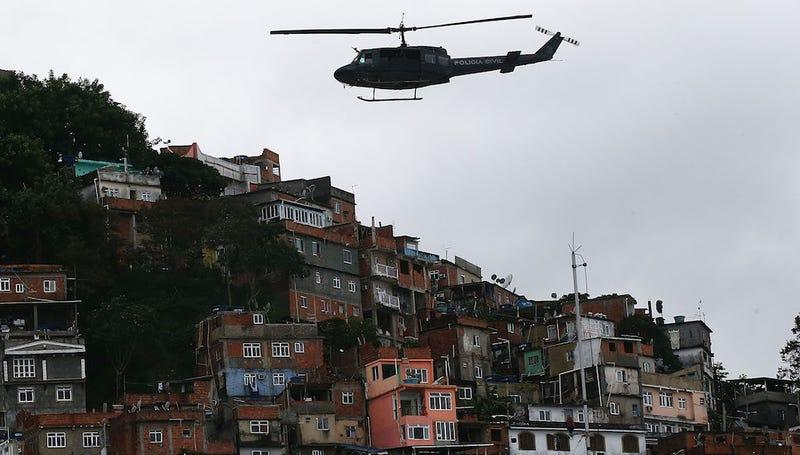 I Found Michael Jackson In A Brazilian Favela