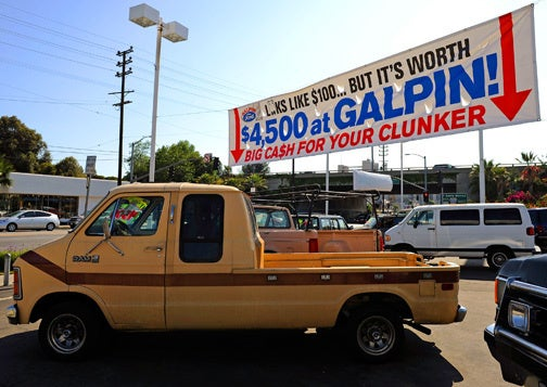 Save The Clunkers!