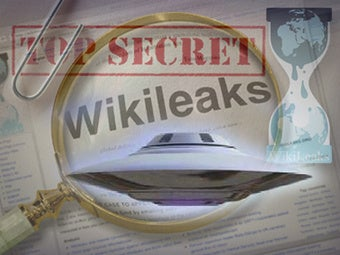 Wikileaks cable about UFOs revealed?