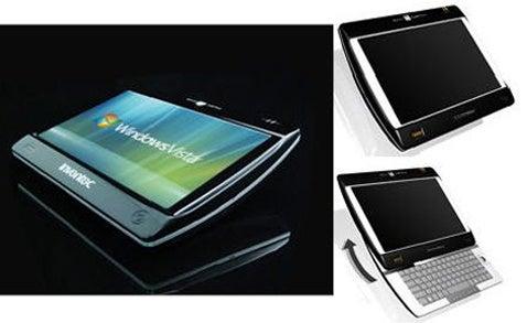 Inventec UMPCs Bring Curvaceous Contours to Mobile Computing